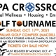 Spooktacular Golf Tournament