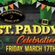 St. Paddy's Celebration | Paddywagon Irish Pub