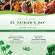 Fresh Harvest St. Patrick's Day Dinner Buffet