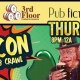 Lepra-CON Midtown Pub Crawl