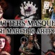 Mad Hatter Masquerade Ball at ARTpool Gallery - Costume Party