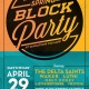 Lightning 100's Spring Block Party featuring The Delta Saints at Marathon Music Works
