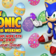 Easter with SONIC!