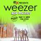 Weezer at Waterside District