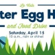 La Vista Easter Egg Hunt & Food Drive