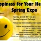 Happiness for Your Health Spring Expo