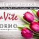 Easter Brunch: An Italian Buffet Experience