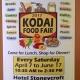 Kodaikanal food fair 2017