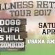 Snoop Dogg Wellness Retreat Tour