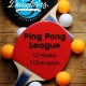 3DB Ping Pong League