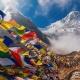 Tibetan Prayer Cloths Ceremony