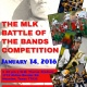 17Th Annual MLK Battle Of The Bands Competition-Houston