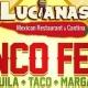 Luciana's Cinco Tequila Margarita Taco Fest