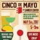 Cinco de Mayo at Sandler Center