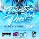 Aloft Downtown Pool Party