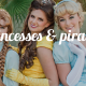 High Risk Hope Princess & Pirate Meet & Greet
