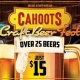 Cahoot's Craft Beer Fest