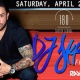 MTV's DJ Skribble at ONE80 Skytop Lounge