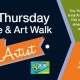 CALL TO ARTIST | 2ND THURSDAY WINE & ART WALK!