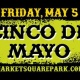 Cinco de Mayo in Historic Market Square