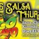 Sizzling Salsa Thursday 5/4: Cinco de Mayo Eve