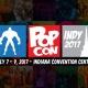 Indy PopCon 2017 | July 7 - 9, 2017