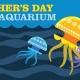 Mother's Day at the Aquarium
