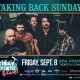 Taking Back Sunday at Power Plant Live
