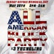 All American Block Party on Wall St. Plaza