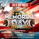 Memorial Day Weekend Saturday at Club Prana