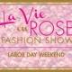 La Vie En Rose Fashion Show