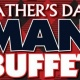 Father's Day Man Buffet Brunch at Gypsy