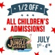 July 4th Weekend at Sarasota Jungle Gardens