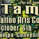 The 4th Annual Tampa Tattoo Arts Convention