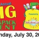 Big Backpack Event presented by the Multicultural Centre of SWFL