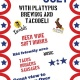 July 4th with Platypus Brewing and Tacodeli!