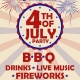 Celebrate the 4th at The FIFTH