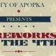 City of Apopka Presents Fireworks on the 4th