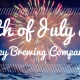 4th of July at Isley Brewing Company!