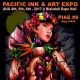Pacific Ink & Art Expo 2017 ( The 6th Annual )