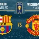 Intl.Champions Cup pres. by Heineken: FC Barcelona v Manchester United
