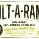 Cult•A•Rama - Arts, Antiques & Vinyl Fest