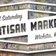 The Workroom's 2nd Saturday July Artisan Market