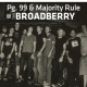 SOLD OUT: Pg. 99, Majority Rule, Sick Bags, Future Terror
