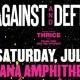 Rise Against and Deftones