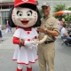 Zoo Night at the Reds