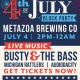 Metazoa 4th of July Block Party