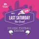 Tampa's Last Saturday Crawl - College Football Edition