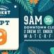 Clearwater's Pierce Street Market Sept 9th Summer Pop Up!