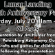 Lunar Landing Party: 50th Anniversary of the Apollo Moon Landing